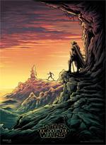 Poster Star Wars: Episodio VIII - Gli ultimi Jedi  n. 4