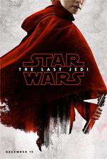 Poster Star Wars: Episodio VIII - Gli ultimi Jedi  n. 6