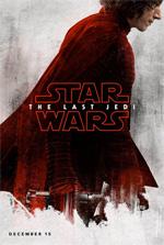 Poster Star Wars: Episodio VIII - Gli ultimi Jedi  n. 8