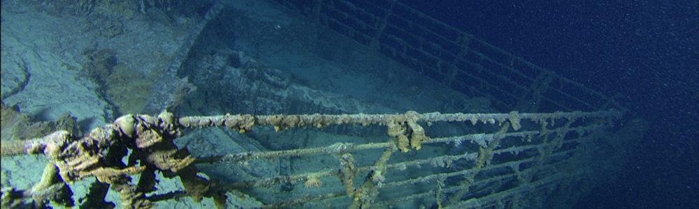 Titanic in 3d: Il documentario