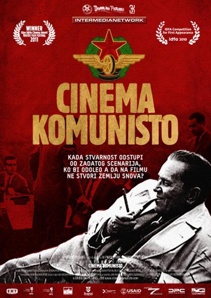 Locandina italiana Cinema Komunisto