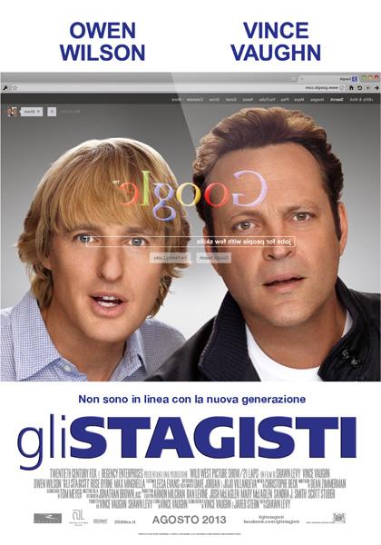 Locandina italiana Gli stagisti