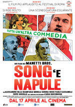 Poster Song 'e Napule  n. 0