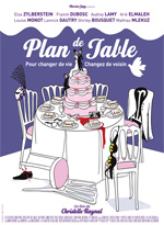 Poster Se sposti un posto a tavola  n. 1