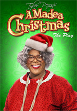Poster Tyler Perry's a Madea Christmas  n. 1