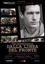 Trailer Tim Hetherington: dalla linea del fronte