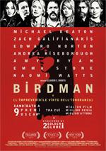 Poster Birdman  n. 0