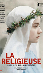 Poster La religiosa  n. 1