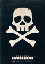 Poster Capitan Harlock  n. 1