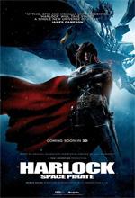 Poster Capitan Harlock  n. 3