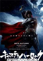 Poster Capitan Harlock  n. 4