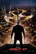 Poster Hitman: Agent 47  n. 1