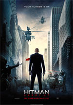 Poster Hitman: Agent 47  n. 2