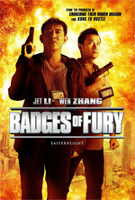 Poster Badges of Fury  n. 0