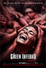 Trailer The Green Inferno