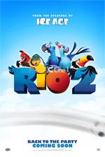 Poster Rio 2 - Missione Amazzonia  n. 1