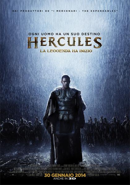 Premium Cinema Hercules - La Leggenda Ha Inizio -