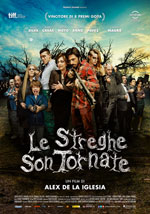Poster Le streghe son tornate  n. 0