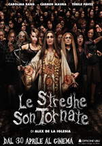 Poster Le streghe son tornate  n. 3