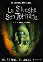 Poster Le streghe son tornate  n. 4