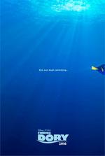 Poster Alla ricerca di Dory  n. 1