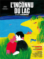 Poster Lo sconosciuto del lago  n. 1