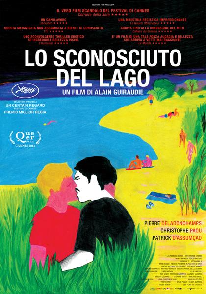 Trailer Lo sconosciuto del lago