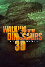 Poster A spasso con i dinosauri  n. 1