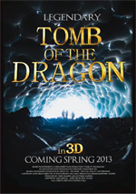 Poster Legendary: Tomb of the Dragon  n. 0