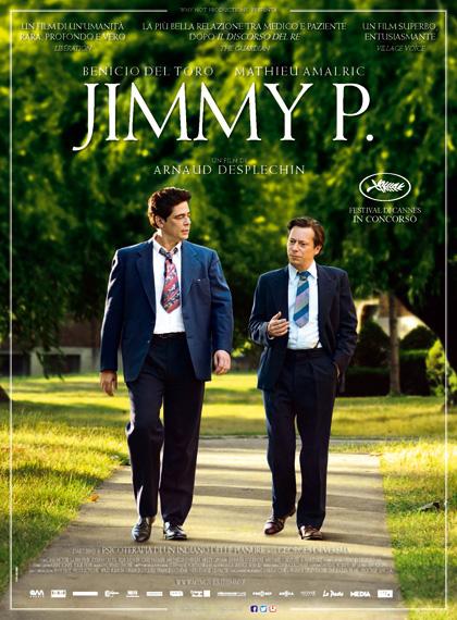 Locandina italiana Jimmy P.