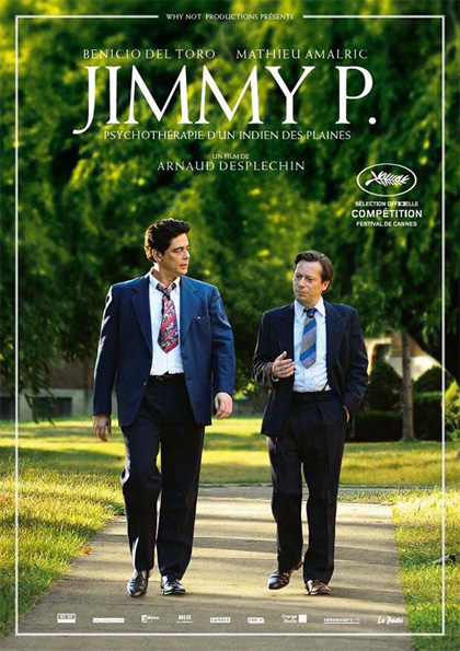 Poster Jimmy P.