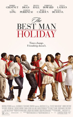 Poster The Best Man Holiday  n. 1