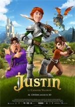 Trailer Justin e i Cavalieri valorosi
