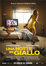 Poster Una notte in giallo  n. 0