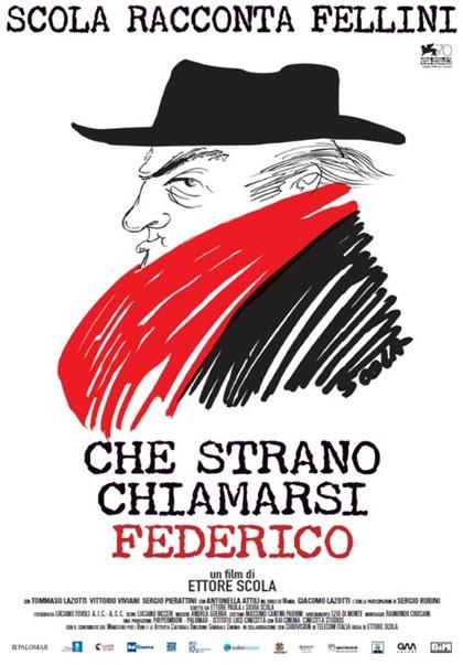 Trailer Che strano chiamarsi Federico - Scola racconta Fellini
