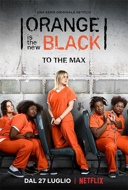 Locandina Orange Is the New Black