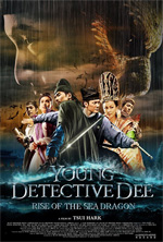 Poster Young Detective Dee: Rise Of The Sea Dragon  n. 0