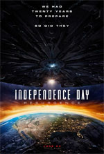 Poster Independence Day - Rigenerazione  n. 1