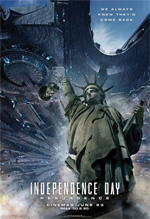 Poster Independence Day - Rigenerazione  n. 2
