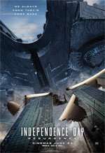 Poster Independence Day - Rigenerazione  n. 3