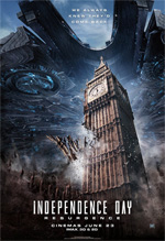 Poster Independence Day - Rigenerazione  n. 4