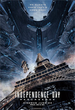 Poster Independence Day - Rigenerazione  n. 5