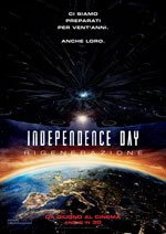 Poster Independence Day - Rigenerazione  n. 6