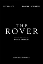 Poster The Rover  n. 2
