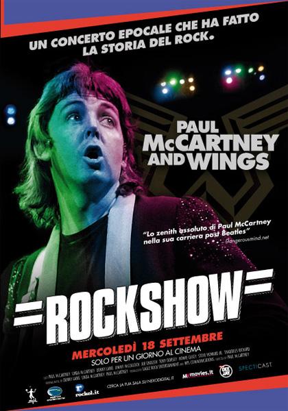 Trailer Rockshow - Paul McCartney and Wings