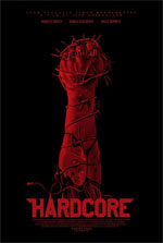Poster Hardcore!  n. 1