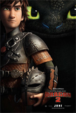 Poster Dragon Trainer 2  n. 1