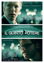 Poster Il quinto potere  n. 0