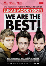 Poster We Are the Best  n. 0