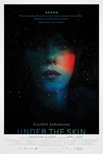 Poster Under the Skin  n. 1